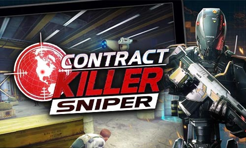 Play Contract Killer: Sniper on PC