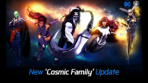 DCUnchained lobo and the cosmic family