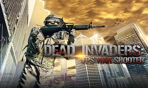 Play Dead Invaders: FPS Shooting Game & Modern War 3D on PC