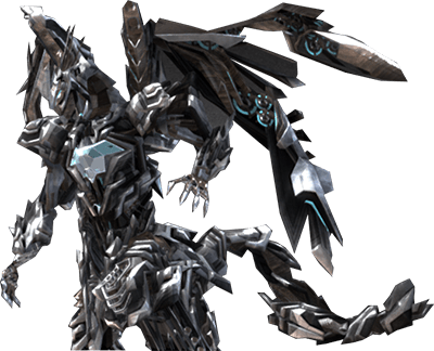 dragon robot 2 bahamut dragon transform