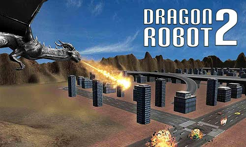 Play Dragon Robot 2 on PC