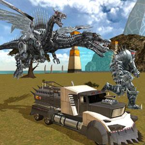 dragon robot 2 regroup mech warriors