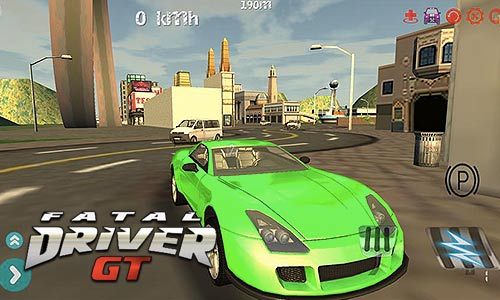 Play FATAL Driver GT on PC
