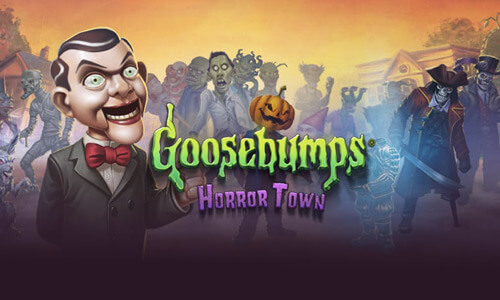 Play Goosebumps HorrorTown – The Scariest Monster City! on PC