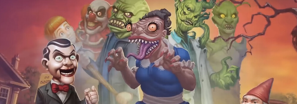 Goosebumps HorrorTown – The Scariest Monster City! Free PC Download