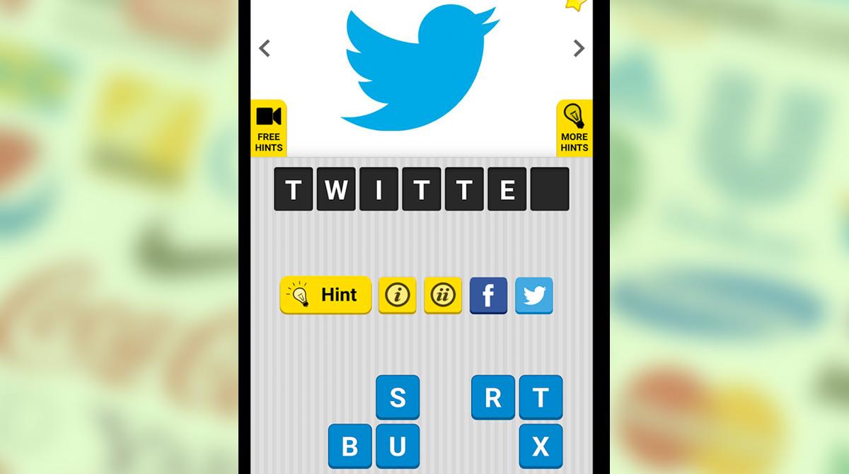 guess the logo blue bird twitter
