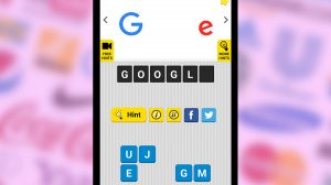 guess the logo last letter google