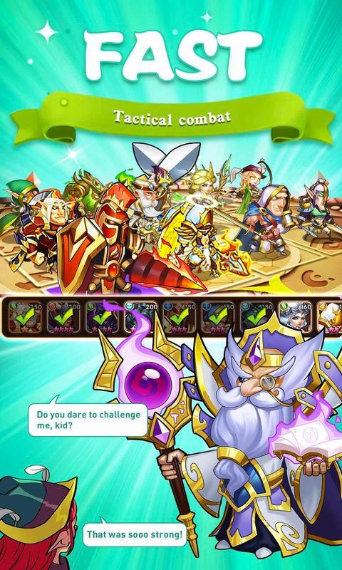 idle heroes tactics ormus