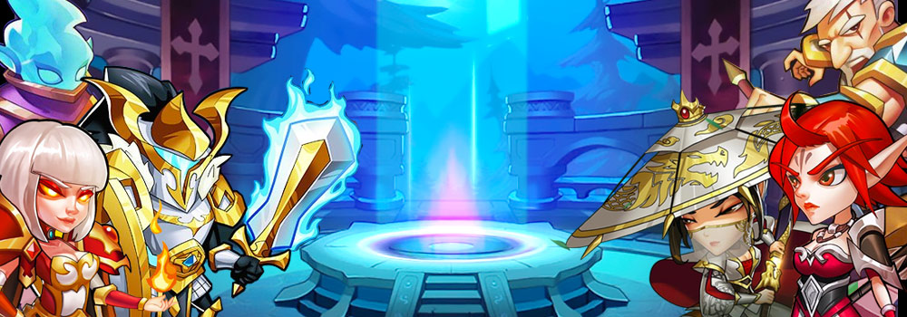 Idle Heroes Free PC Download