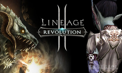 Play Lineage 2 Revolution on PC