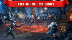 lineage2 revolution boss battles