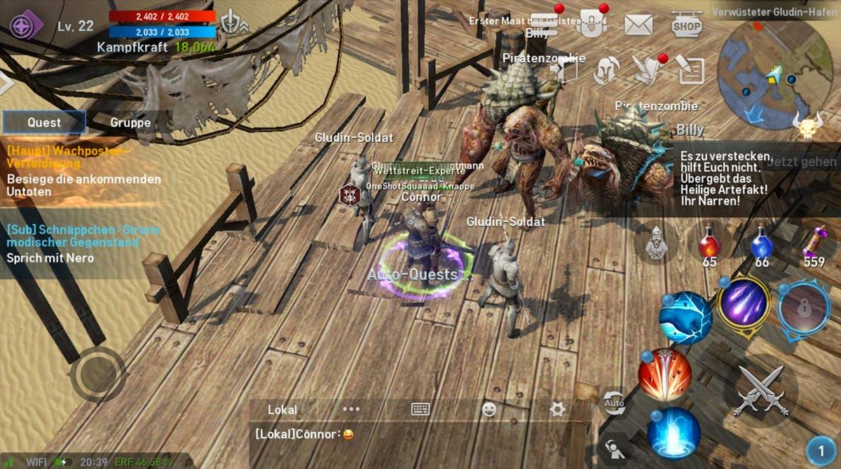 lineage2 revolution prairie zombie
