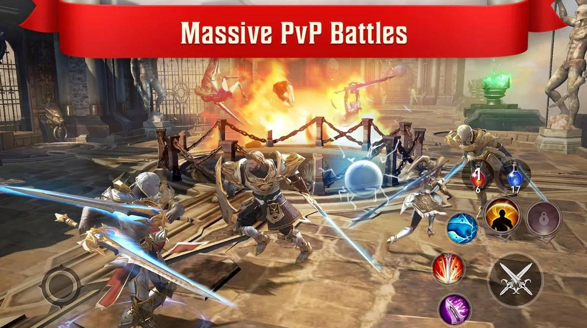 lineage2 revolution pvp battles