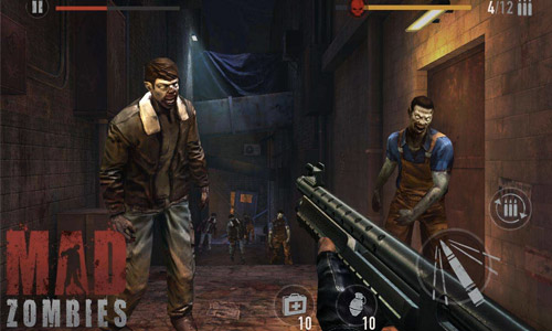 Play Mad Zombies : Offline Zombie Games on PC