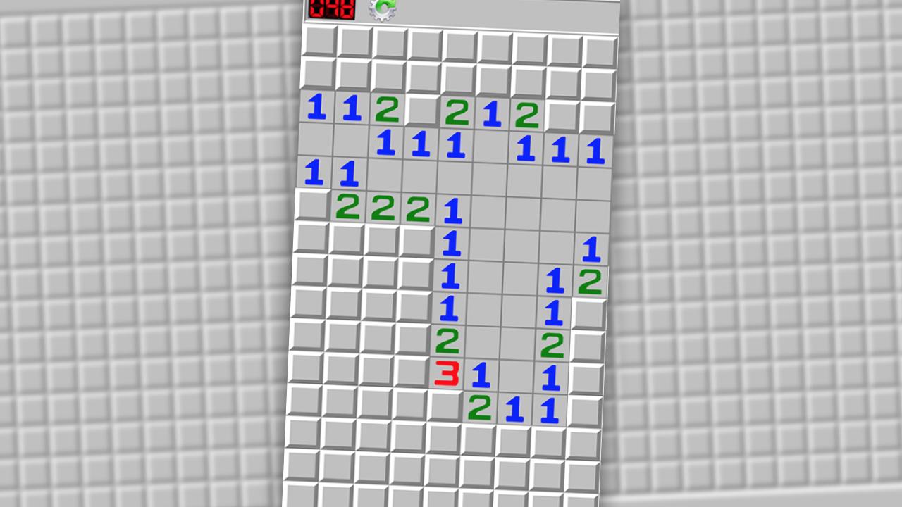 Minesweeper Score 48
