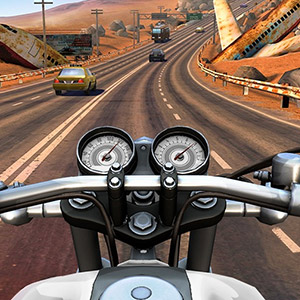 Moto Rider GO: Highway Traffic Free PC Download
