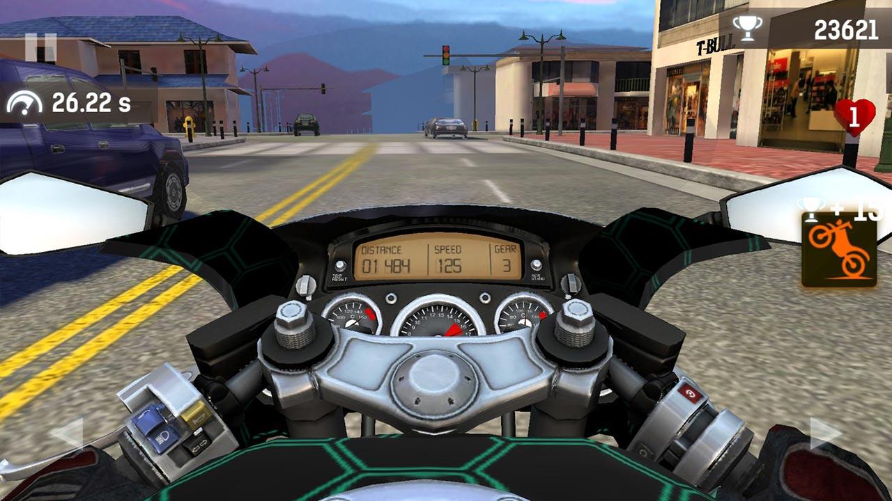 moto rider go speedometer reading