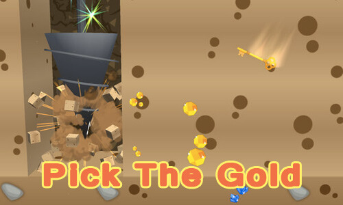 Play Pick The Gold on PC