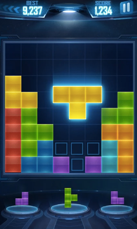 Puzzle Game Beat The Best Score