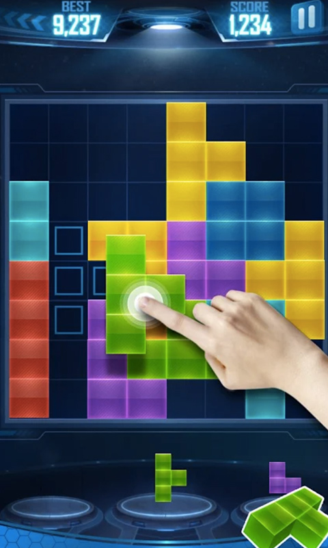 Puzzle Game Make High Score
