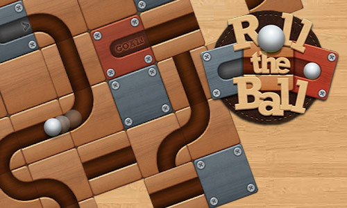 Play Roll the Ball – slide puzzle on PC