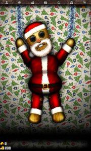 Santa Dude Hanging
