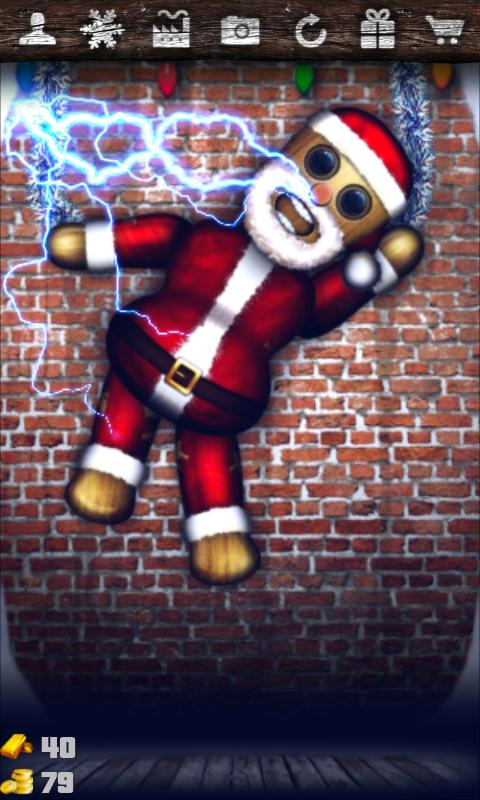 Santa Dude Electric Kill