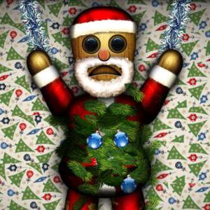 Santa Dude Hung Santa