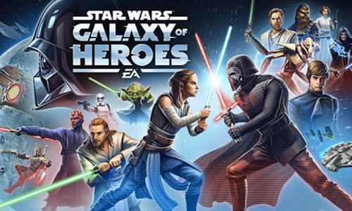 Play Star Wars™: Galaxy of Heroes on PC