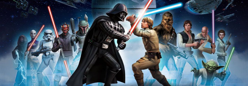 Star Wars™: Galaxy of Heroes Free PC Download