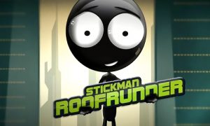 Play Stickman Roof Runner on PC