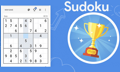 Play Sudoku (Sudoku.com) on PC