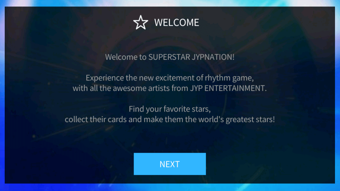 Superstar JYPNATION Fun Gameplay guide