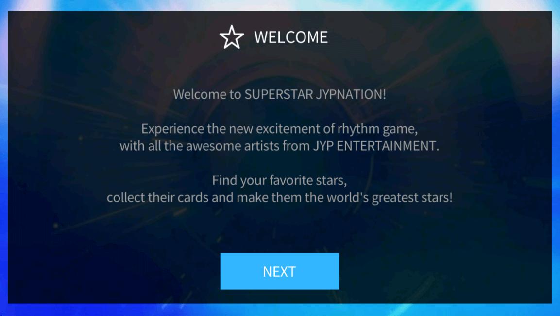 Superstar JYPNATION Fun Gameplay guide