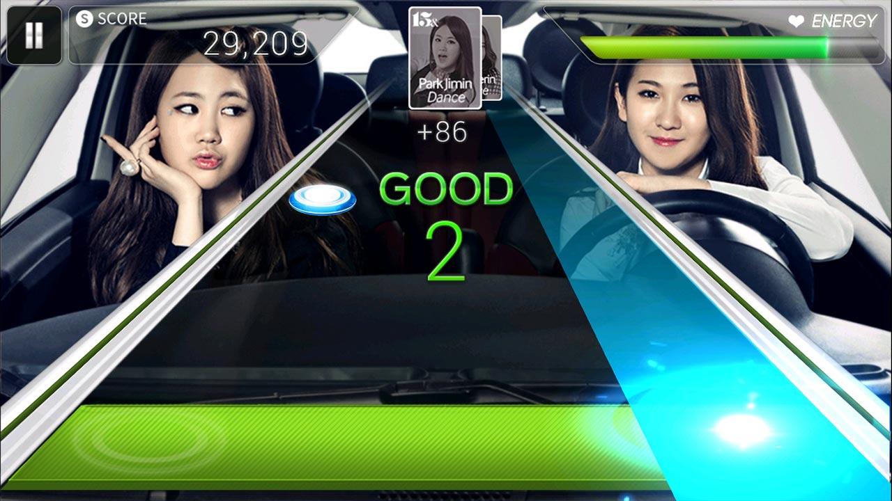 superstar jypnation ladies inside car