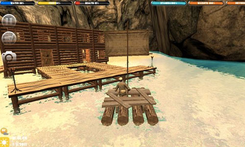 Play Survival Forest : Survivor Home Builder on PC