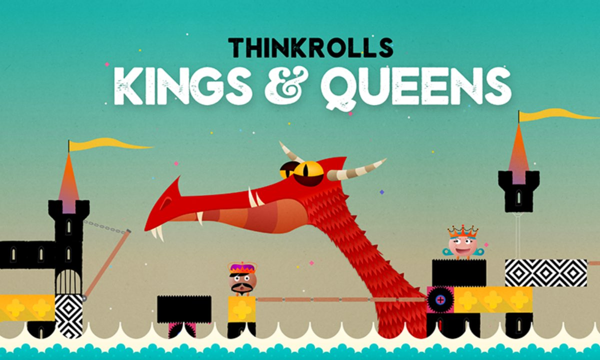 thinkrolls kings and queens dragon