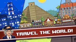 tiny rails travel the world