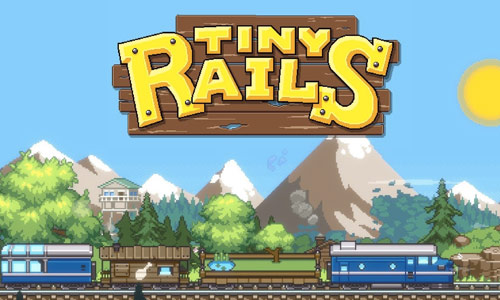 Play Tiny Rails on PC