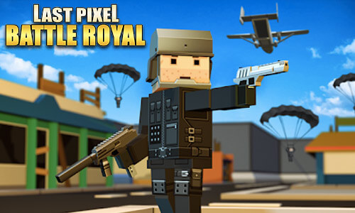 Play Unknown Last Pixels Battle Royale on PC