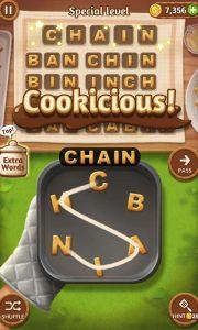Word Cookies Chain