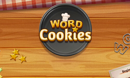 Play Word Cookies on PC