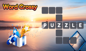 Play Word Crossy – A Crossword Game on PC