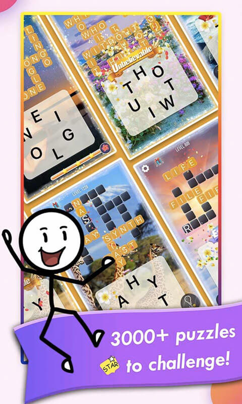 Word Crossy Puzzles to Challenge