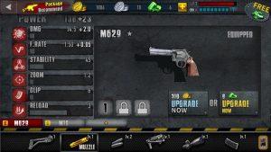 zombie frontier 3 equipping gun