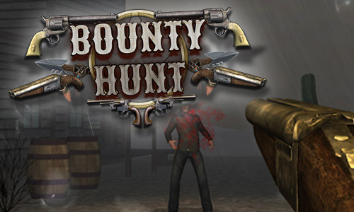 Play Bounty Hunt: Western Duel Game on PC
