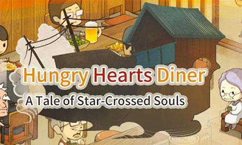 Play Hungry Hearts Diner: A Tale of Star-Crossed Souls on PC