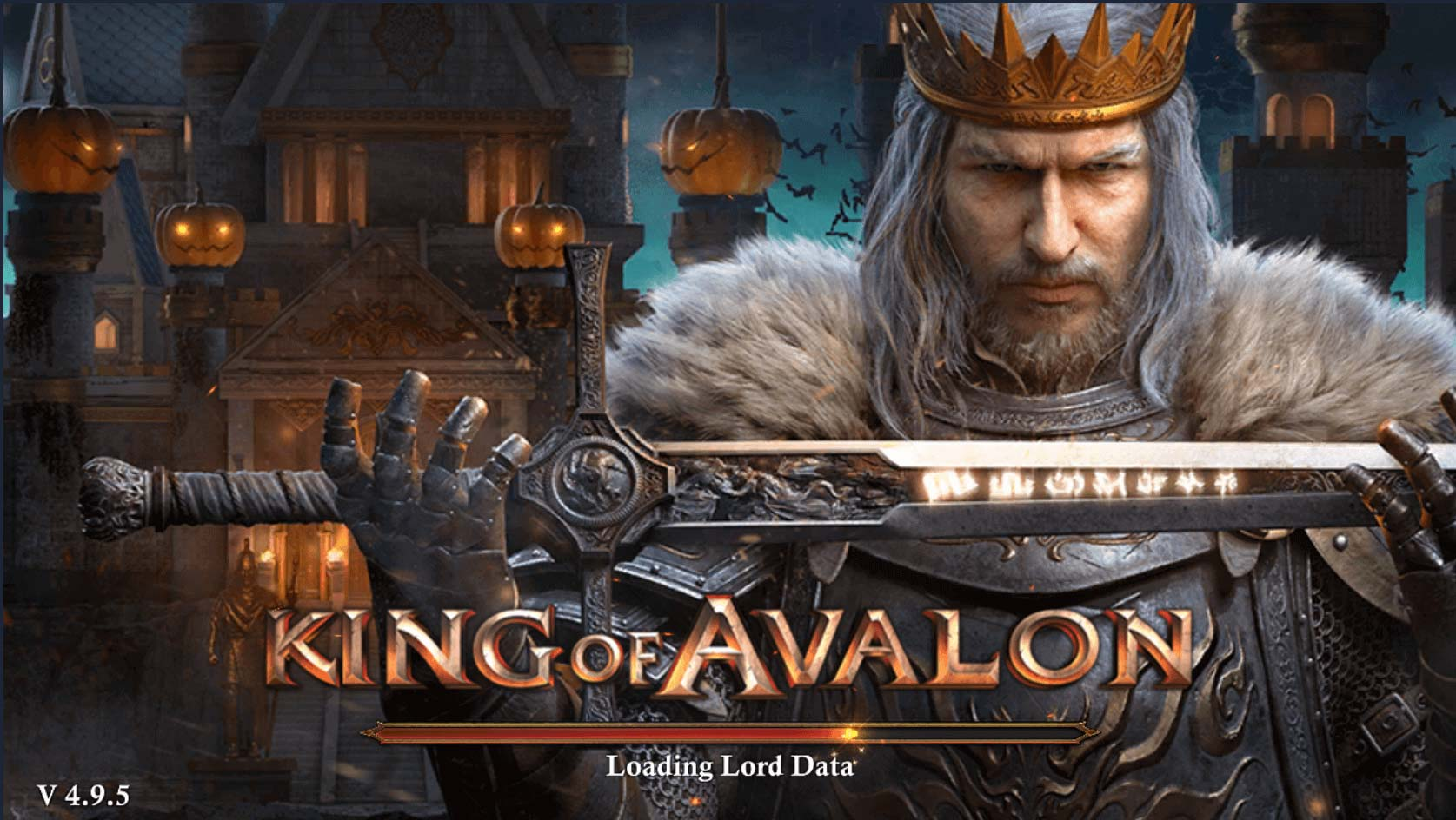 king of avalon arthur