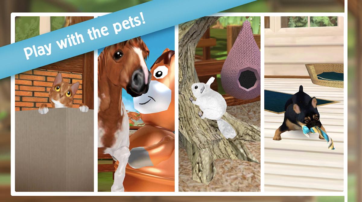 PetHotel - My Animal Boarding Kennel Game