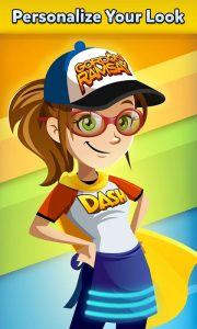 Restaurant Dash Personalize Your Look